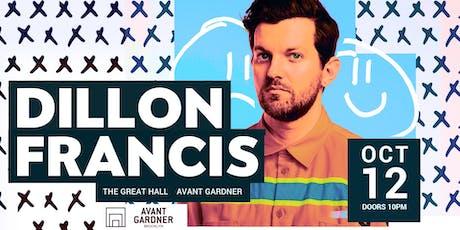 Dillon Francis tickets