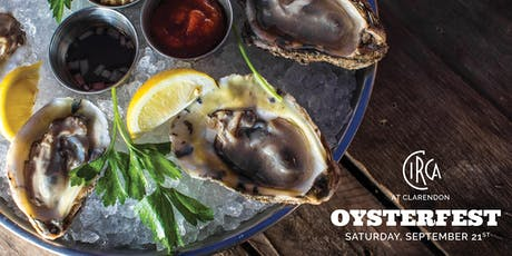 2nd Annual Oysterfest  tickets