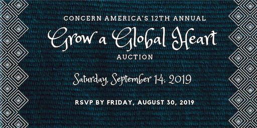 Grow a Global Heart Auction 2019