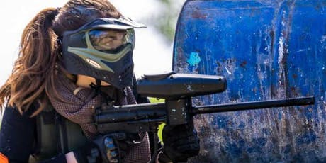 Indoor Paintball  tickets