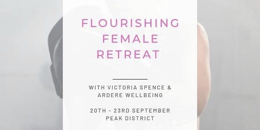 Flourishing Female Retreat with Victoria Spence