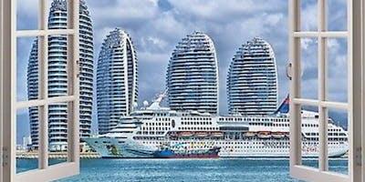 Cruise Crew Christmas in Dubai