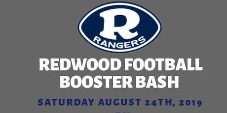 Redwood Football Booster Bash Kickoff Dinner tickets