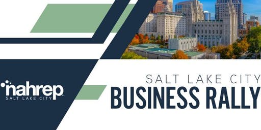 NAHREP Salt Lake City: Business Rally
