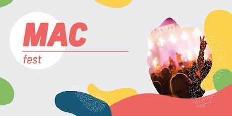 MAC fest biglietti