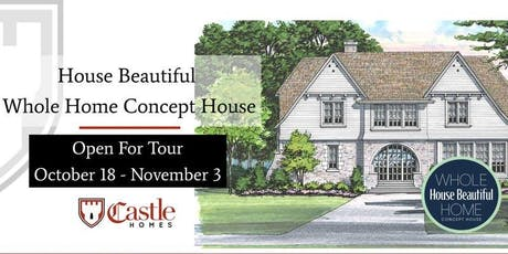House Beautiful Whole Home Concept House tickets