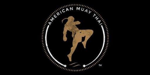 American Muay Thai's Fall Fest