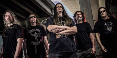 CANNIBAL CORPSE with THY ART IS MURDER, PERDITION TEMPLE
