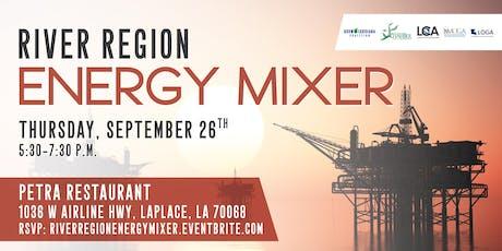 River Region Energy Mixer tickets