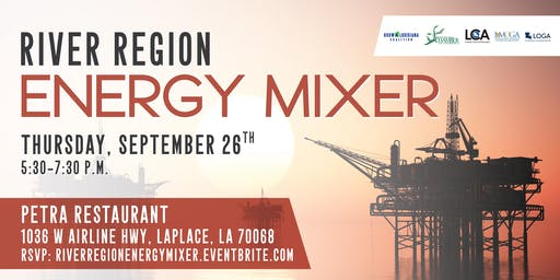 River Region Energy Mixer
