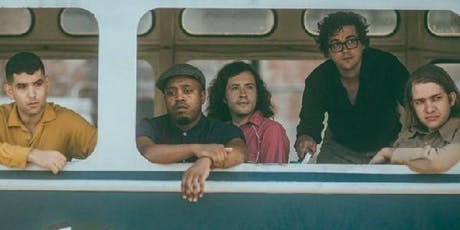 Durand Jones & The Indications w/ Rudy de Anda tickets
