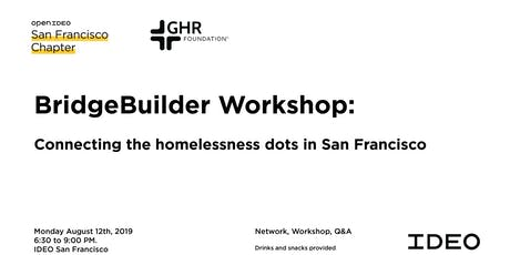 OpenIDEO SF: User Research Workshop for Social Impact Tickets, Wed