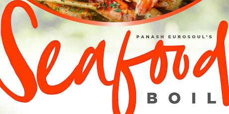 Seafood Boil at Pa-Nash tickets