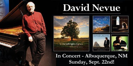 Sunday Afternoon at the Piano with David Nevue... tickets