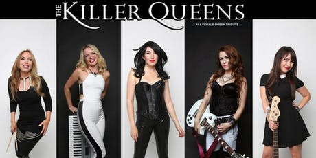 Killer Queens - All Female Queen Tribute Band tickets