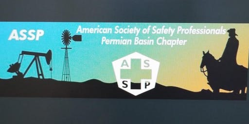 August Permian Basin ASSP Chapter meeting
