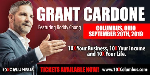 10X Columbus 1-Day Business Boot Camp w/ Grant Cardone