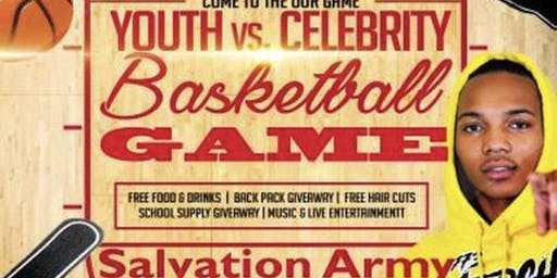 This is Life Back to School Event-Youth vs Celebrity Basketball Event