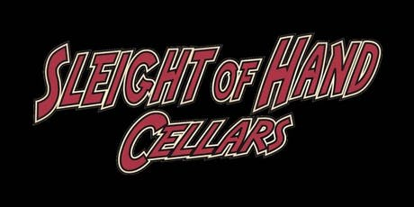 Sleight of Hand Wine Dinner at OAKED tickets