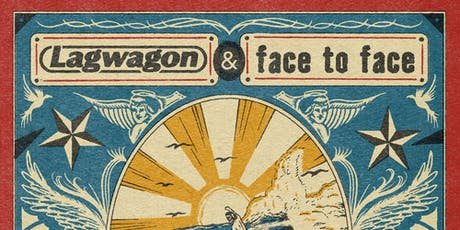 LAGWAGON / FACE TO FACE tickets