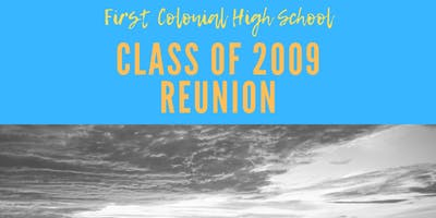 First Colonial High School Class of 2009 Reunion