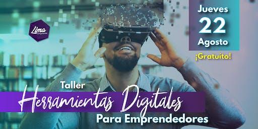 Taller de Herramientas Digitales Para Emprendedores