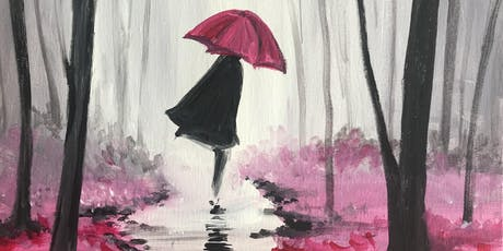 Chill & Paint Night @ Auckland City Hotel  -  Walking in the Rain tickets