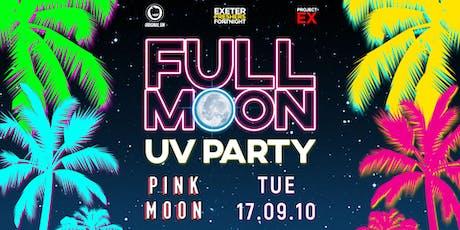 Full Moon UV Party tickets