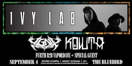 Ivy Lab at The Bluebird [G Jones Afterparty] tickets