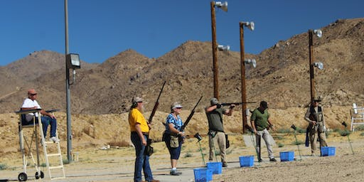LUCERNE VALLEY LIONS COMPETITIVE TRAP SHOOT