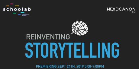 Reinventing Storytelling tickets