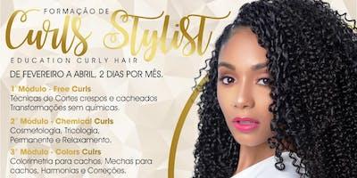 Formação de Curls Stylist