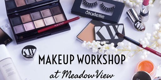 Makeup Workshop at MeadowView