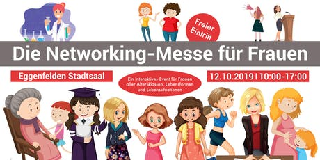 Die Networking-Messe fair4women Tickets