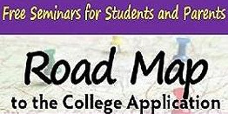 College Planning Roadmap 2019 - Syrous Parsay tickets