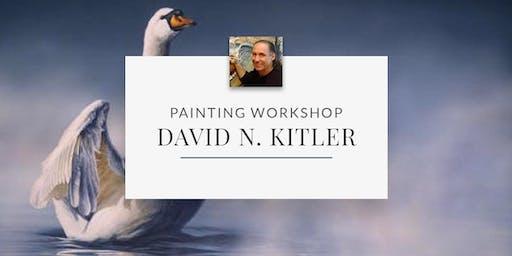Nature & Wildlife Acrylic Painting Workshop with David N. Kitler