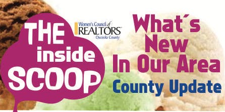 The Inside Scoop County Update