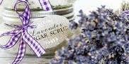Lavender Sugar Scrub class