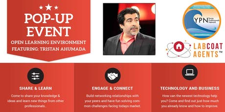 YPN Pop-Up Event with Tristan Ahumada entradas