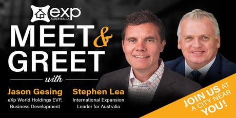 eXp Australia Meet & Greet tickets