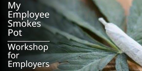 My Employee Smokes Pot Workshop for Employers - Meet Navy SEAL Jason Redman tickets