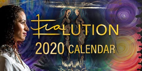 2020 EVALUTION CALENDAR LAUNCH tickets