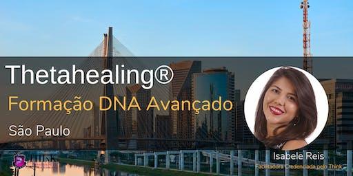 DNA Avançado São Paulo - Curso de Formação do Thetahealing