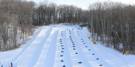 Snow Tubing on Cypress