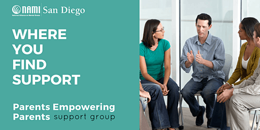Parent Support Group - Parents Empowering Parents (PEP) FY2019/20