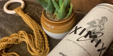 Macrame Beermosa Day with Stay Adorned and Ximix Brewing tickets