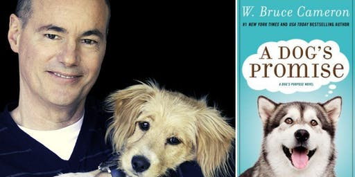 Event with Bruce Cameron & A Dog's Purpose