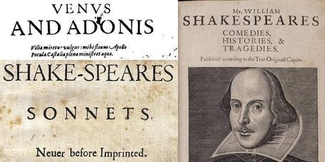 Echoes of Shakespeare tickets