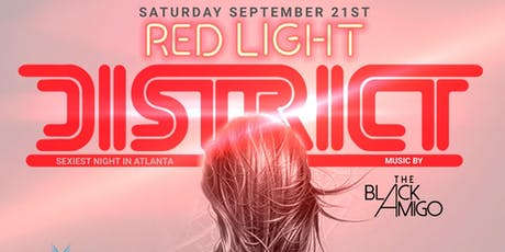 RED LIGHT DISTRICT tickets
