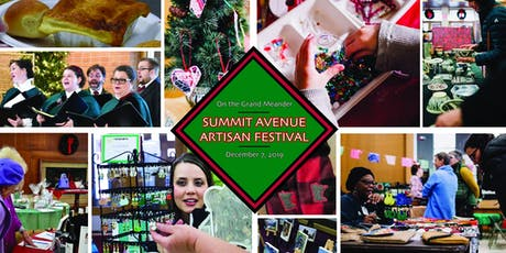 Summit Avenue Artisan Festival tickets